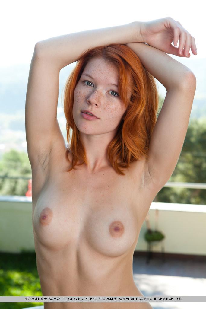 Big Tit Redhead Teen Squirt