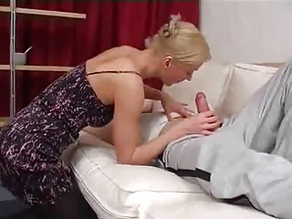 Mom wake son to have sex