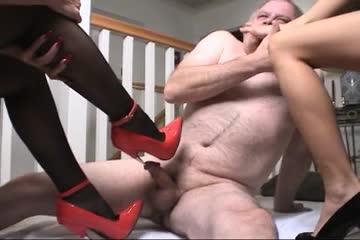 Venom reccomend Heel down cock insertion