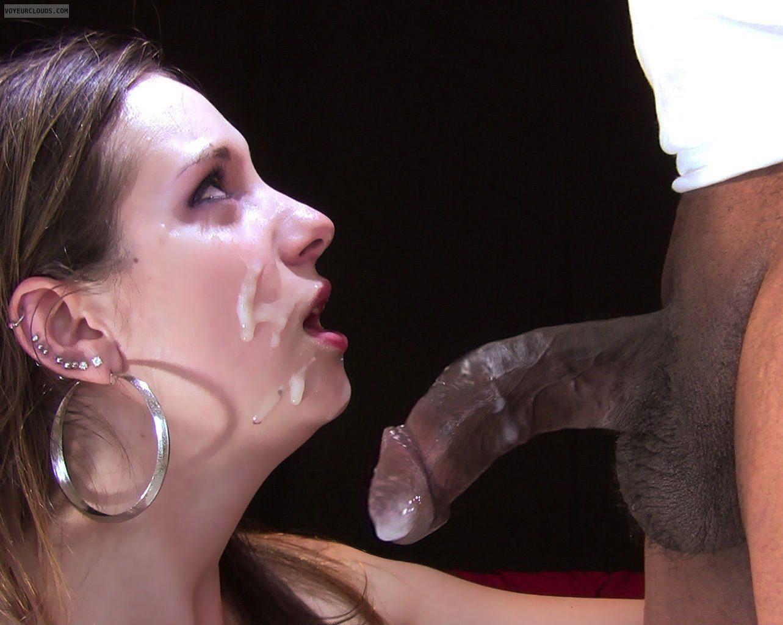 Erotic whore blowjob penis cumshot