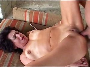 French F. recommendet FULL VIDEO!! Young beauty in glasses fucked! - SolaZola.