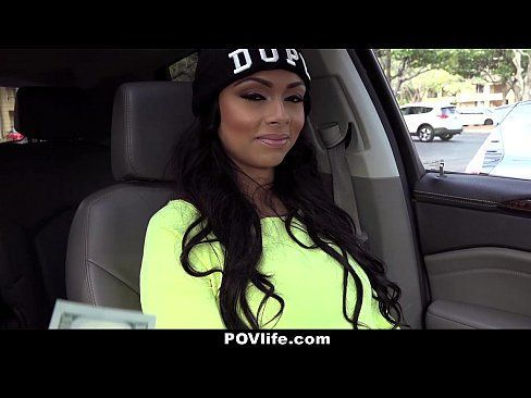 Ebony uber driver