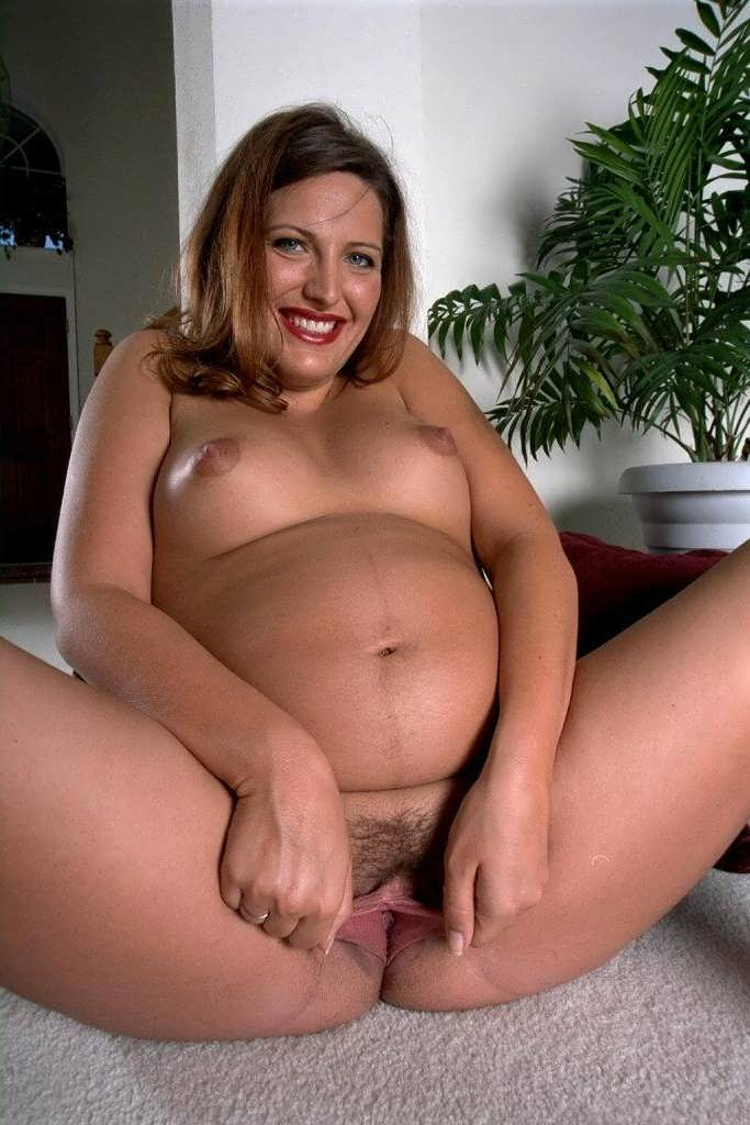Image naked pregnant wife