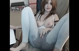 best of Pants squirting yoga