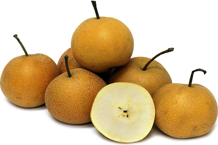 Asian pear ripeness
