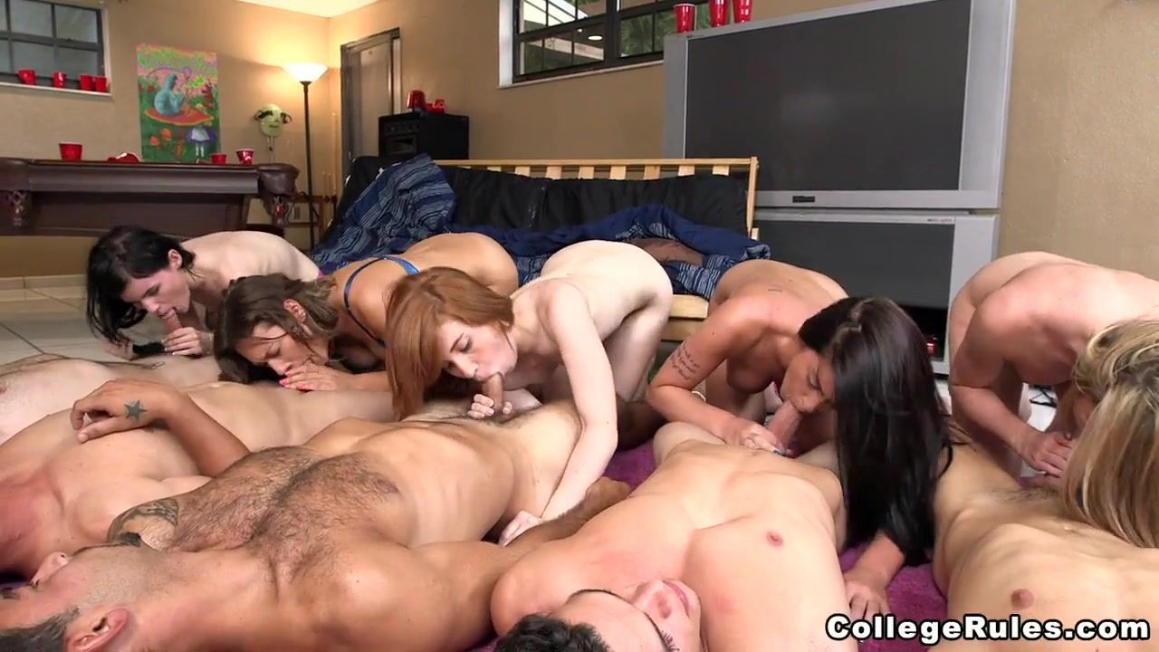 College blowjob