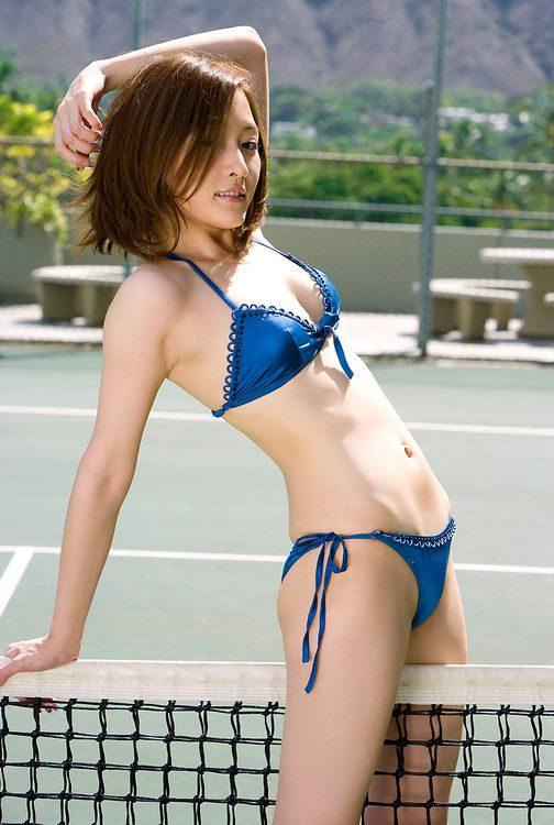 Subzero reccomend Asian see through bikinis