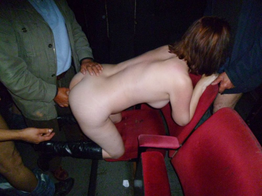 Amateur wife adult theater