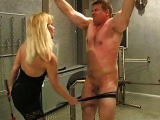 best of Whipping Cuckold femdom