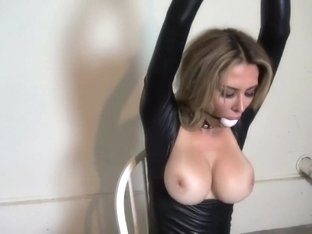 best of Pic Catsuit bondage