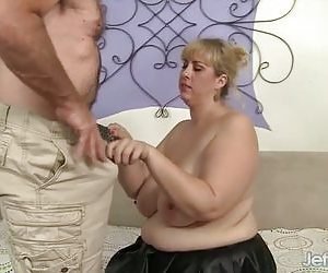 Dorothy reccomend fat guy handjob