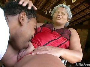 Milan reccomend Mature chick black dicks