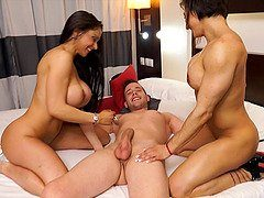 Bullwinkle recomended orgy female muscle