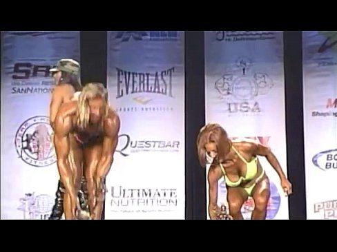 Shemale list bodybuilder