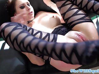 best of Goth amateur skinny