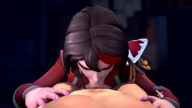 best of Overwatch creampie 3d