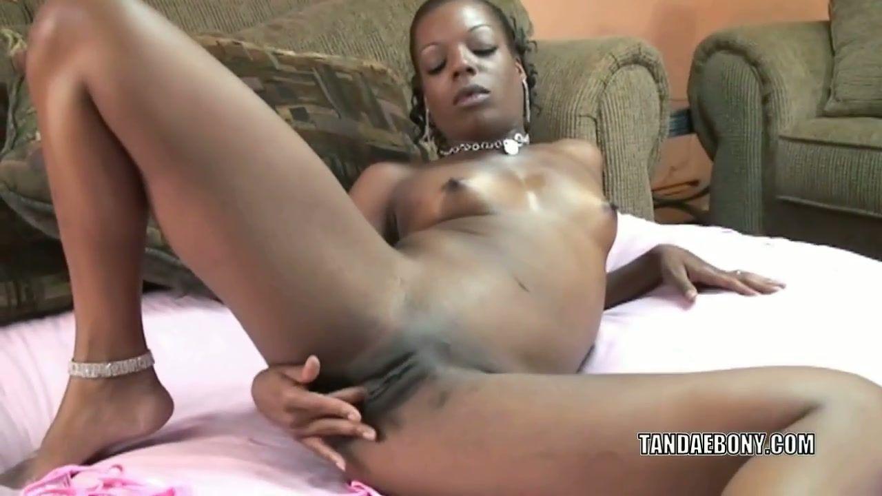 Dark tight pussy