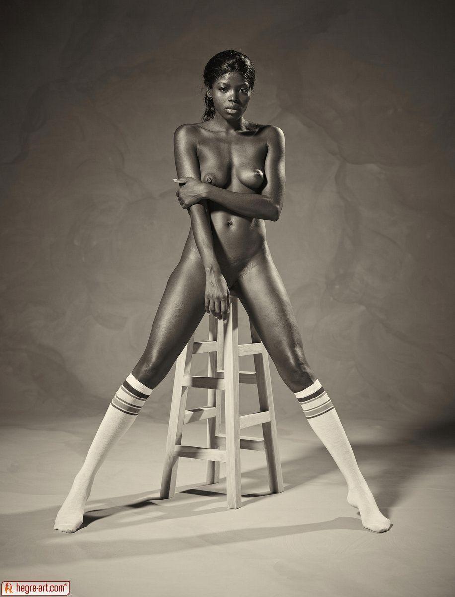 best of Ebony body naked Amatuer