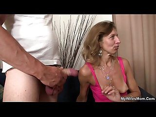 best of In law mother clip Milf