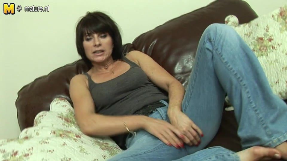 best of Cougars Mature masterbating horny