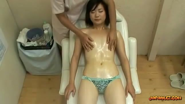 Teen small tits asian massage