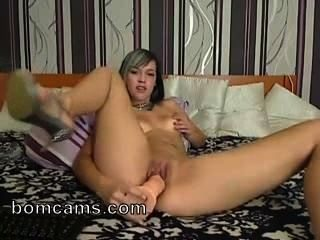 Oldie recomended Pounding my own ass with dildo