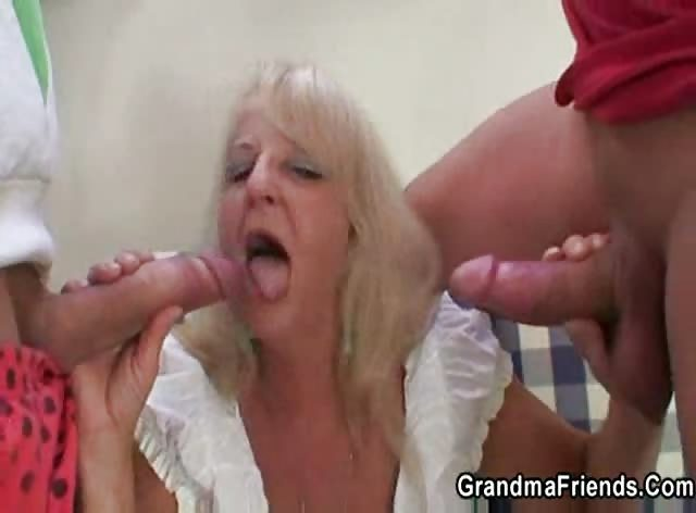Zee-donk recomended cock grannies sucking