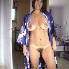 best of Saggy House tits wife