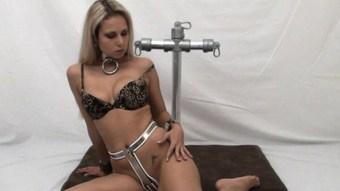 Equinox reccomend Chastity belt female bdsm