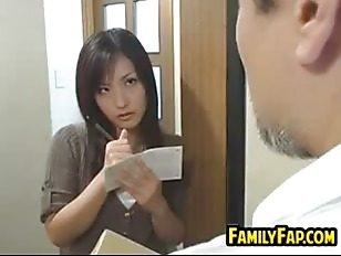Lightening B. reccomend japanese wife father