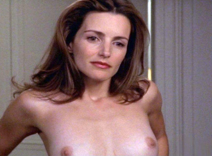 Jessica R. reccomend kristin davis naked