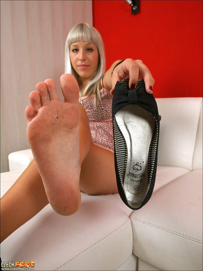 Snapple recomended foot czech