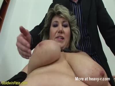 Tit sucking rough