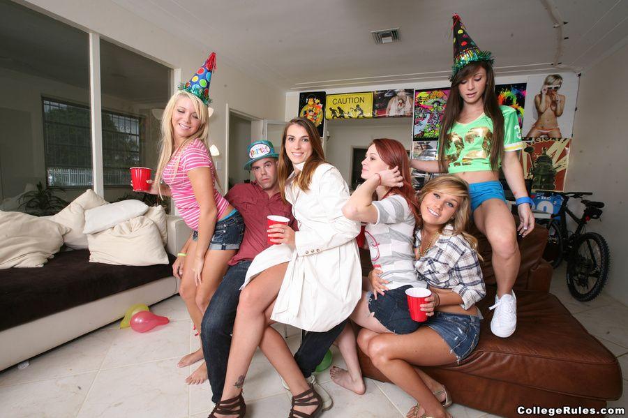 Vicious reccomend birthday party sex