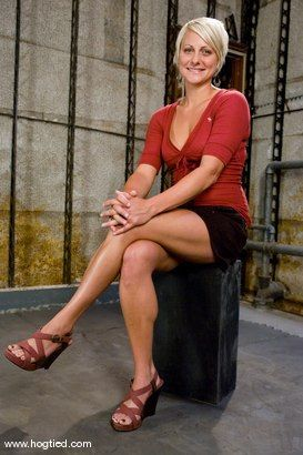 Katniss recomended asf milf Hogtied ucked