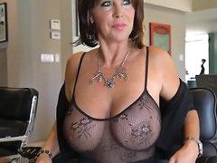 best of Free sex Horny busty gets hot a MILF