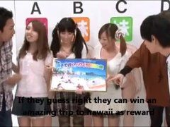 Japanese family game show