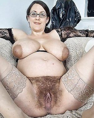 Lucy L. reccomend Mature hairy pussy thumbs