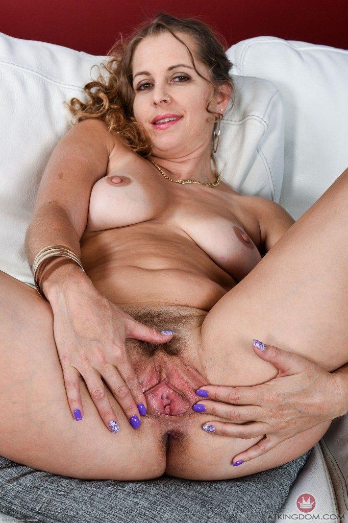 Tiny girl next door getting strong shaking orgasm - Mini Diva.