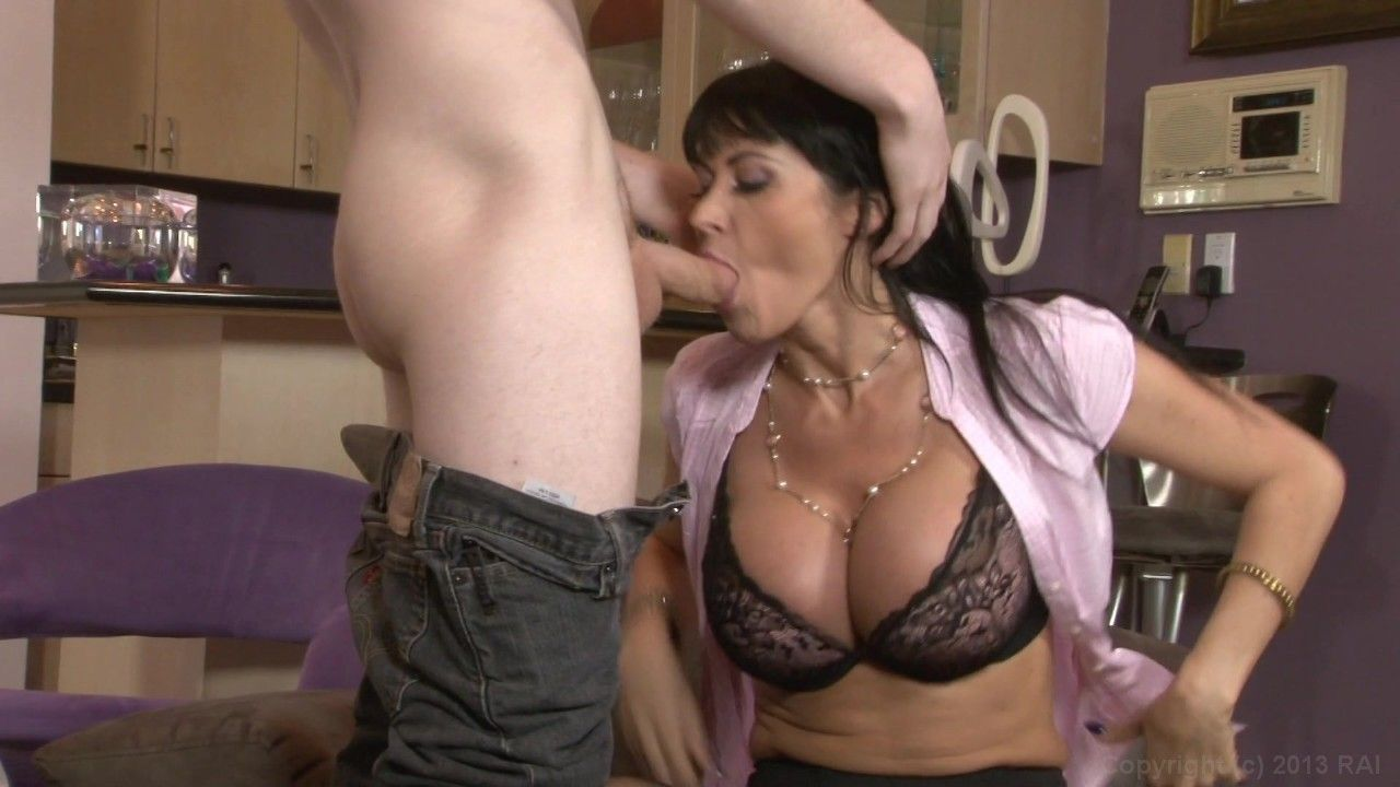 Milf mother in law clip